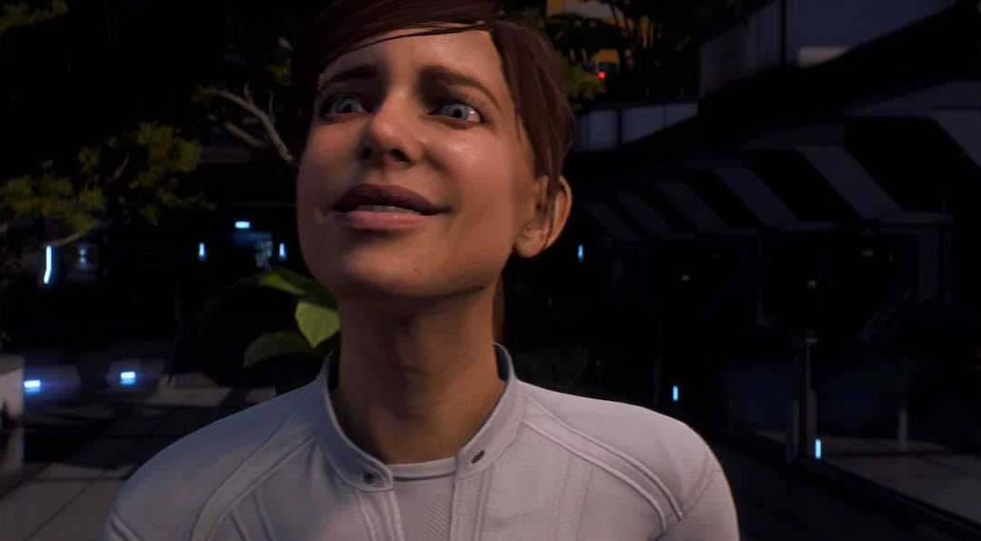A Cosplayer With No Video Game Experience was the Lead Facial Animator for Mass Effect: Andromeda