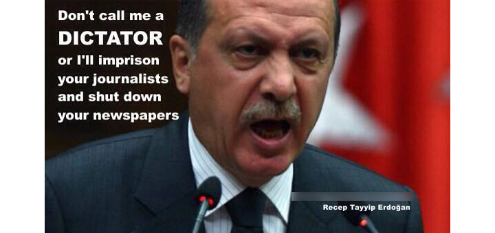 Turkish Dictator Erdogan Threatened Europe On the SAME DAY London Attacked by Terrorist Scum