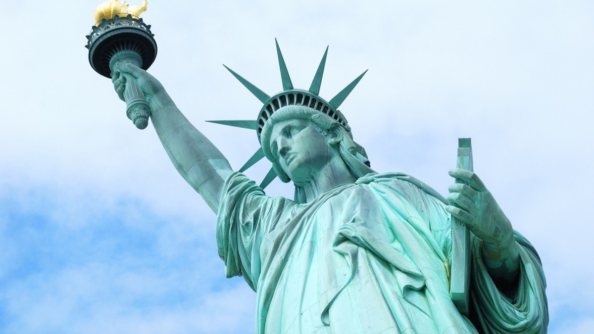 The Statue of Liberty is Not a Muslim