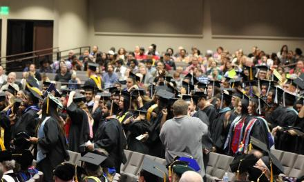 Texas Wesleyan recognizes fall graduates