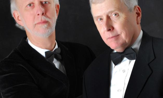Duo to play concert in March