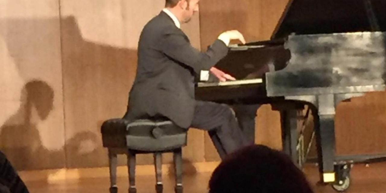 Music professors set an example