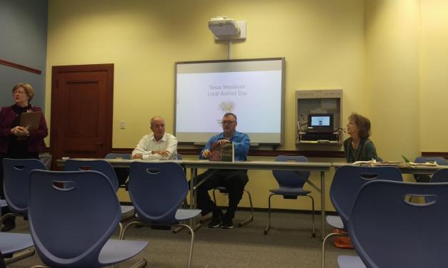 Wesleyan writers assemble for Inaugural Local Authors Day