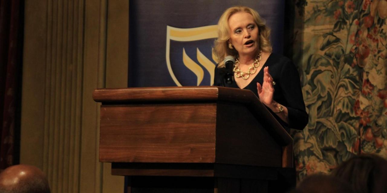 Alumni Medal Dinner focuses on excellence at Wesleyan
