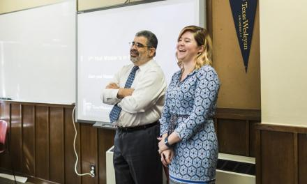 The School of Education Hosts Lunch n' Learn Event