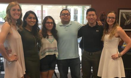Student-athletes make the Dean's List