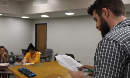 SGA elections scheduled for next week