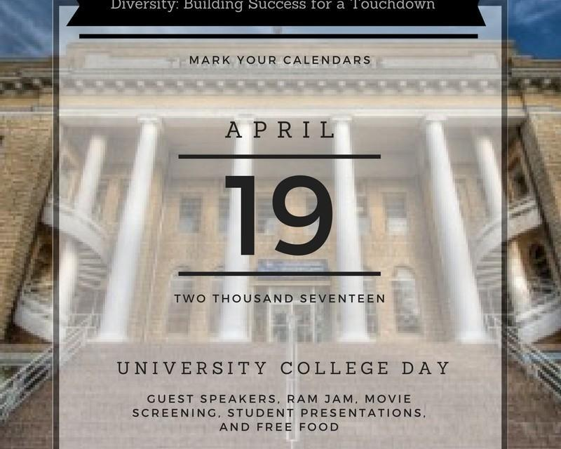 Wesleyan hosts annual University College Day