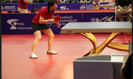 Table tennis continues 15-year legacy
