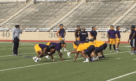 Rams prepare for first game