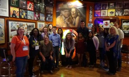 Wesleyan students learn about politics at Texas Tribune Festival