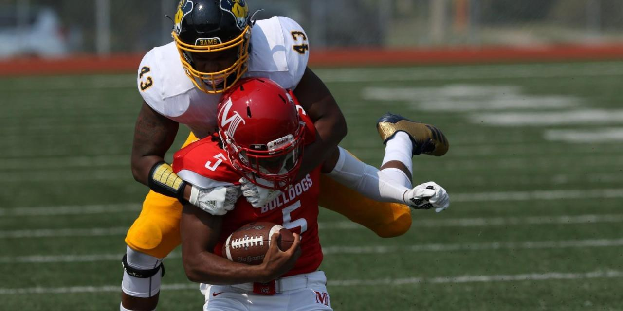 Rams learn from loss to Langston