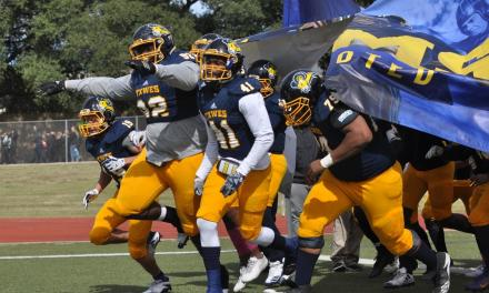 Wayland Baptist tops Rams 54-24
