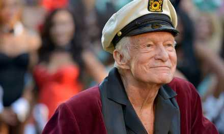 The world lost an icon when Hugh Hefner died
