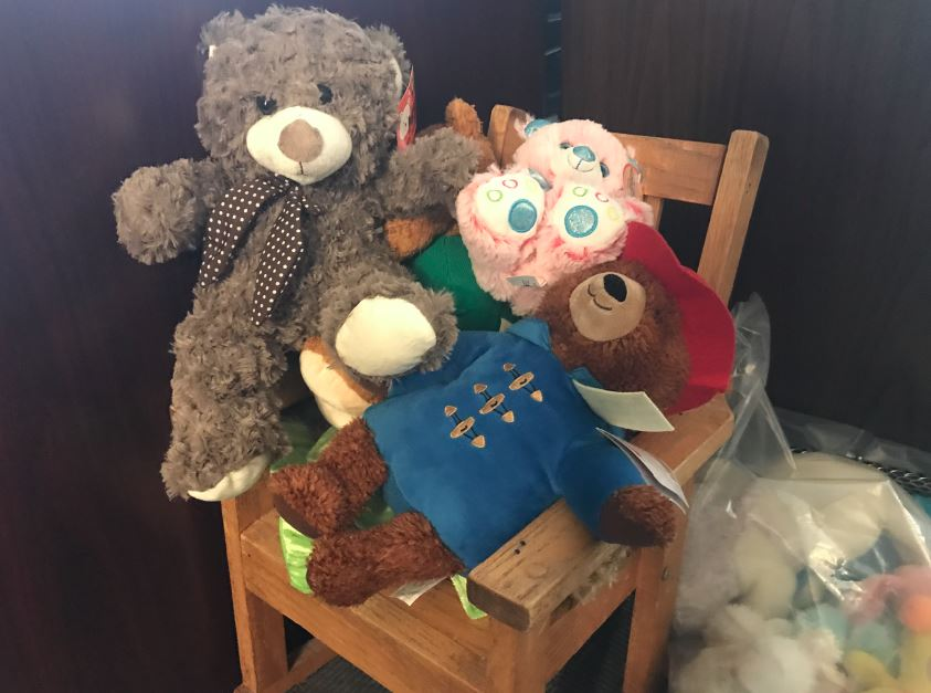Annual bear drive helps children in need
