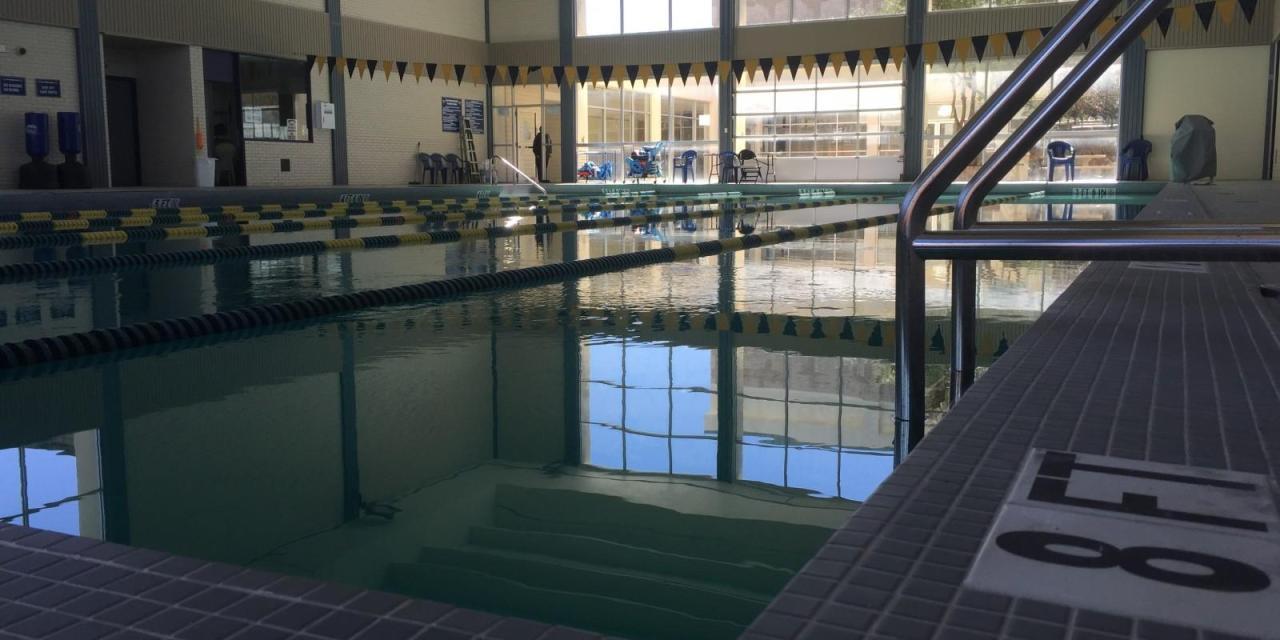Richardson swimming in new updates