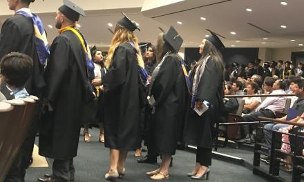 TGI Friday's CEO urges Wesleyan graduates to help others