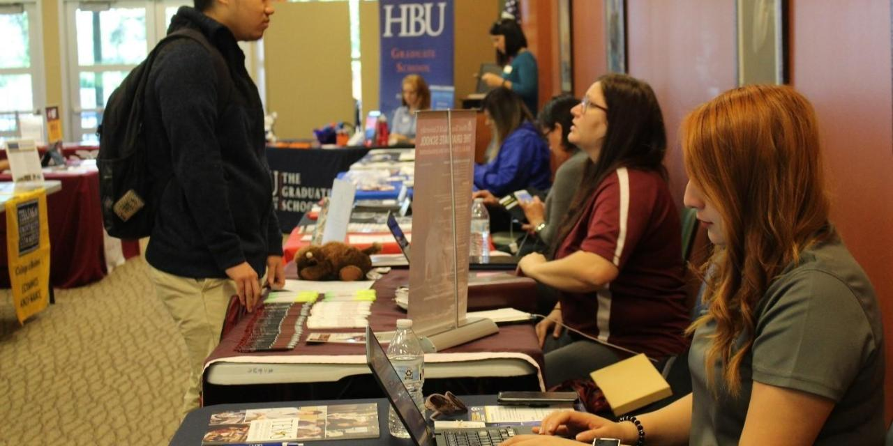 Career Services hosts 2018 Grad Fair