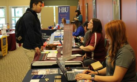 Career Services hosts 2018 Grad Fair