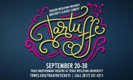 Theatre Wesleyan presents 'Tartuffe'