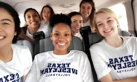 Lady Rams love life on the road