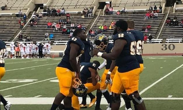 Rams defeated by Oklahoma Panhandle State 49-25