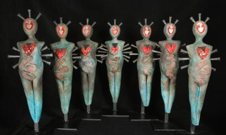 """Silent Covenants"" opens at Templeton Art Studio"