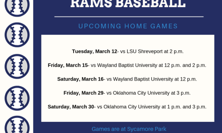 Freshmen are on deck for Rams baseball