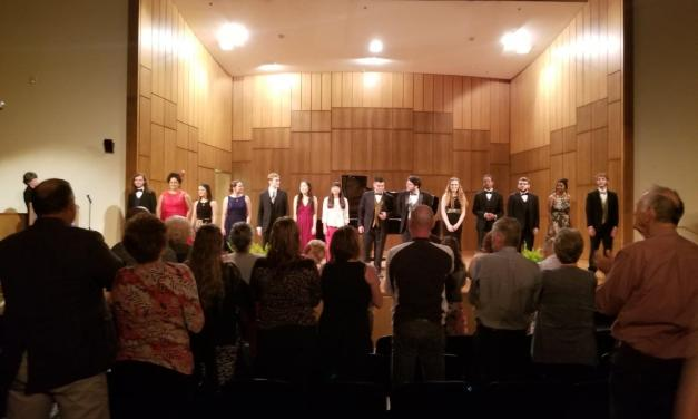 President's Honors Concert showcases Wesleyan students