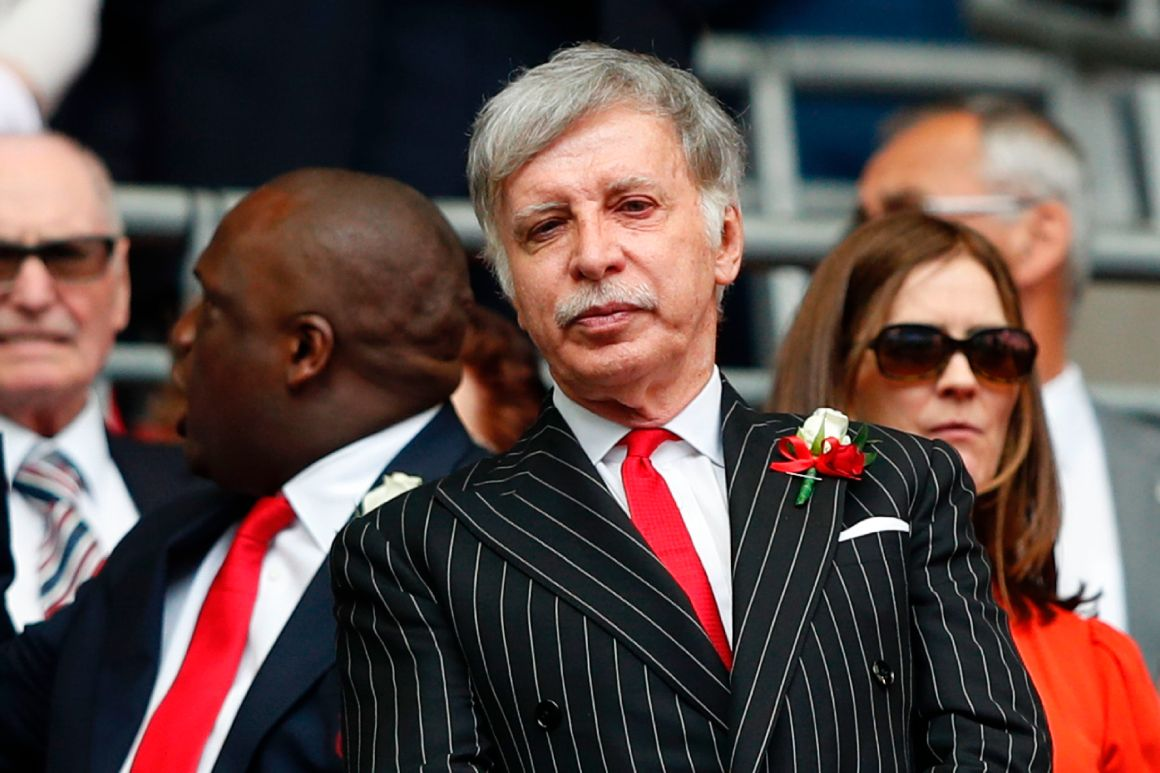 Rams owner Stan Kroenke takes full control of Arsenal with $777M bid