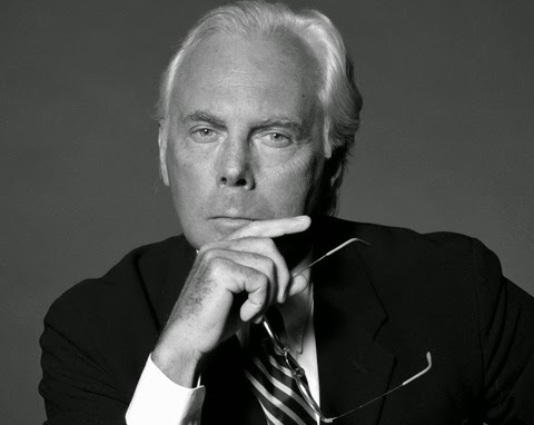 Giorgio Armani Gay Men Should Stop Working Out And Dressing Homosexual The Randy Report