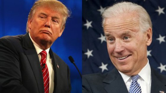 Joe Biden has publicly called for Donald Trump to face impeachment proceedings