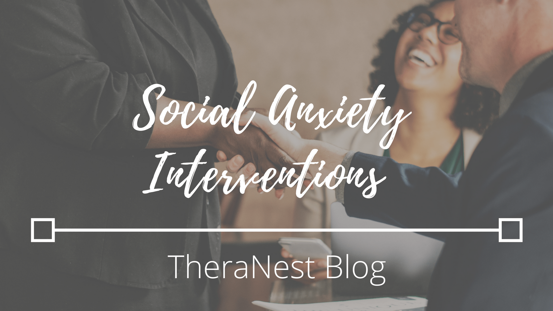 The Utic Interventions For Social Anxiety