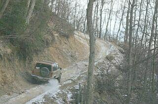 creek climb 1.jpg (17297 bytes)