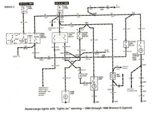 Ford Ranger & Bronco II Electrical Diagrams at The Ranger