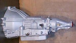 Ford Ranger Automatic Transmission Identification