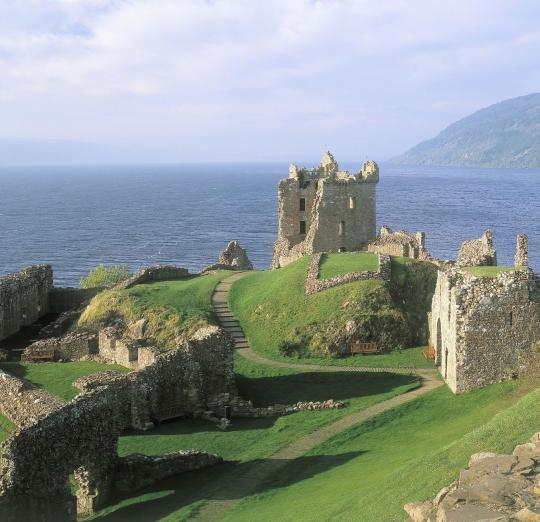 Escapade en solitaire au pays des châteaux emblématiques