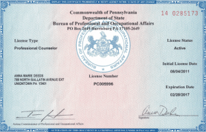 About Me - Anna Deeds' Counselor License