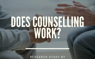 Study: Does Counselling Work?
