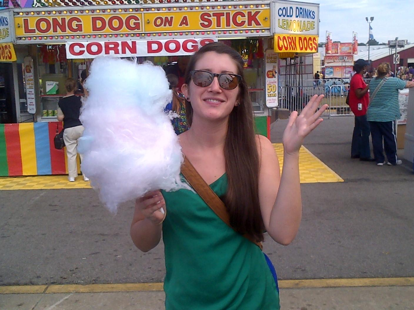 The Science Of Cotton Candy