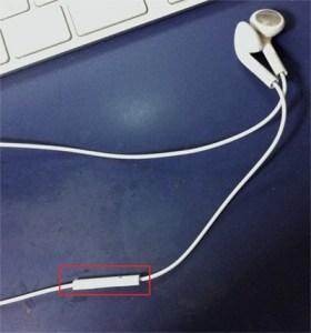 iPhoneヘッドフォン図