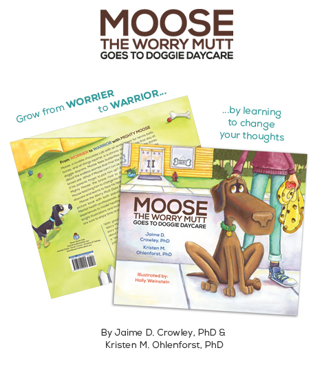 Moose the Worry Mutt Cover Pictures