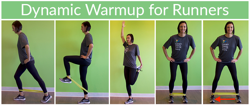 Warmup for Runners Injury Prevention Run Warmup Stretch
