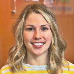 physical therapist portland emily melzer