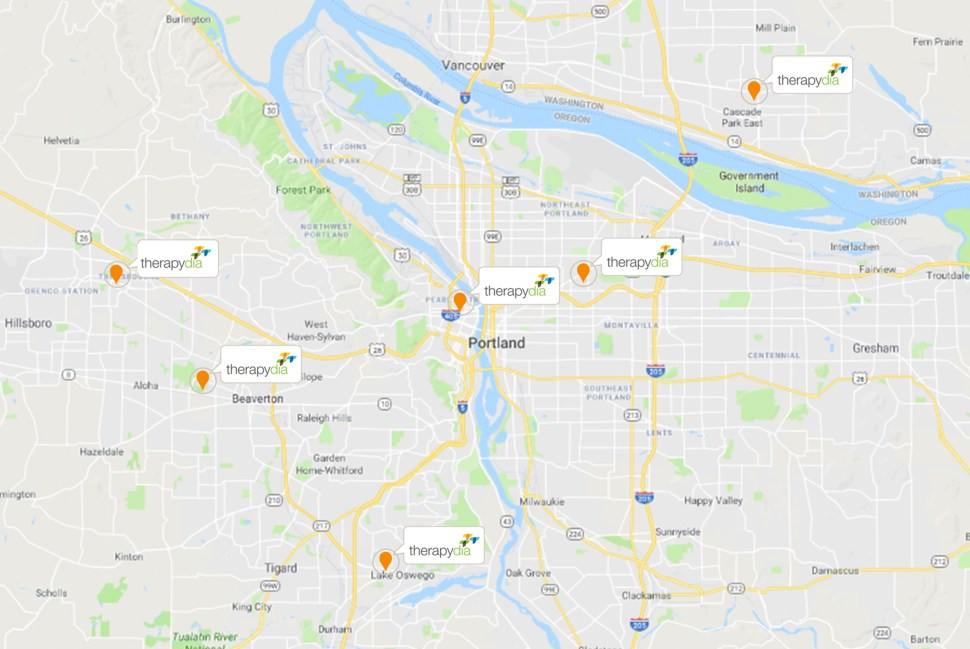 portland-physical-therapy-clinic-locations