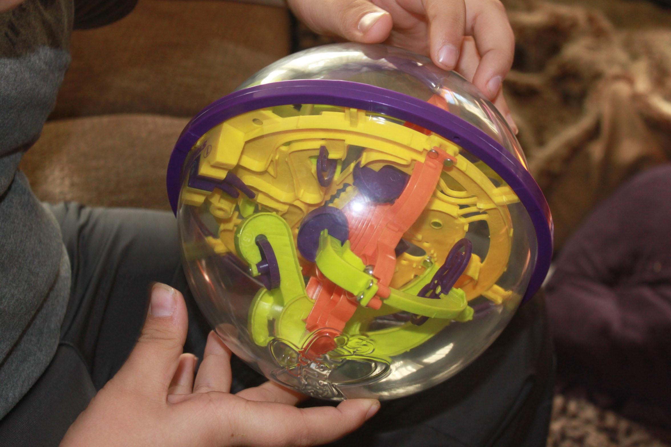 Visual Perceptual Skills Therapy Fun Zone