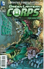 Green Lantern Corps Vol 3 #19 Regular Andy Kubert