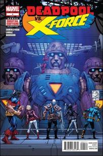 Deadpool vs. X-Force #4