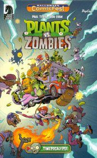 HCF 2014 Plants vs Zombies Timepocalypse Mini-Comic