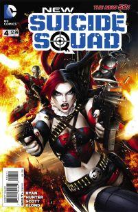 New Suicide Squad #4 Jeremy P. Roberts